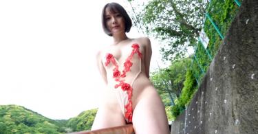 佐野水柚 セクシーな疑似セックス エロ動画