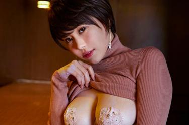 【山本ゆう】プルプルHカップ巨乳 疑似プレイ エロい動画